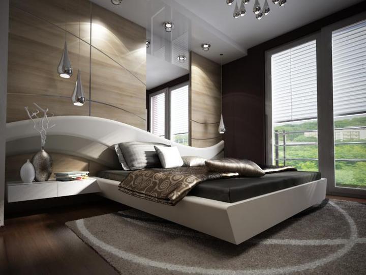 Krása a šarm moderných interiérov - Obrázok č. 29