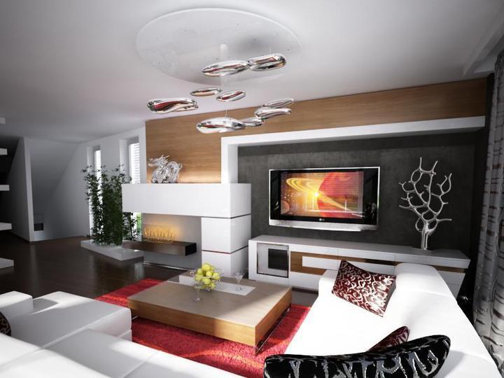 Krása a šarm moderných interiérov - Obrázok č. 30
