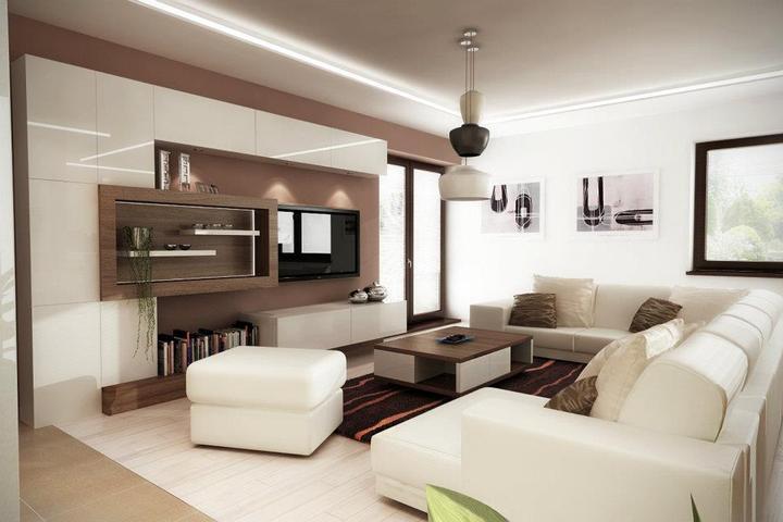 Krása a šarm moderných interiérov - Obrázok č. 31