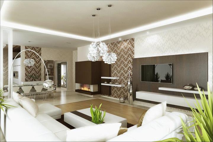 Krása a šarm moderných interiérov - Obrázok č. 42