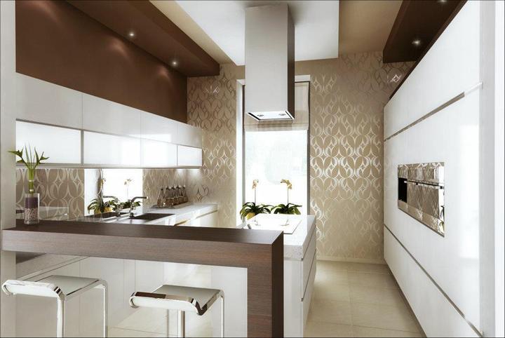 Krása a šarm moderných interiérov - Obrázok č. 43
