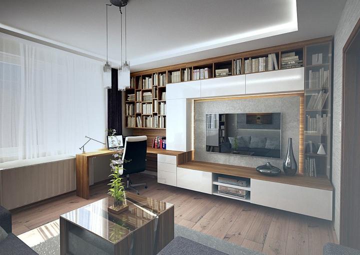 Krása a šarm moderných interiérov - Obrázok č. 53