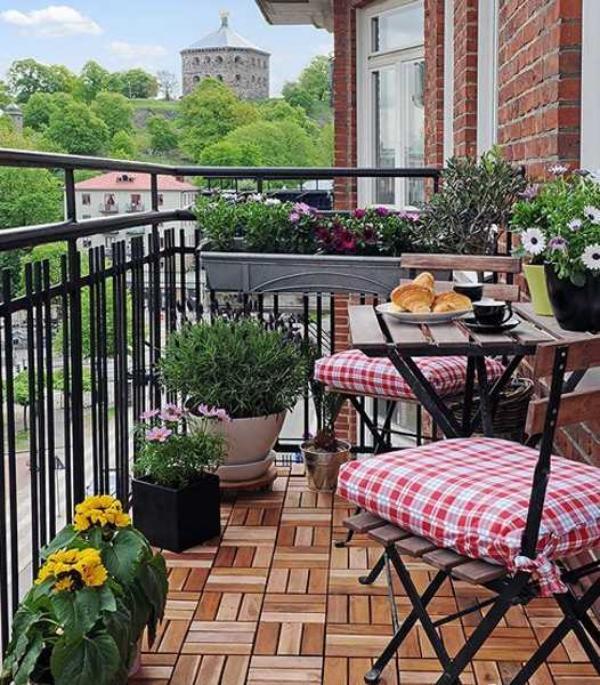 Balkonové a terasové zátišie - Obrázok č. 314
