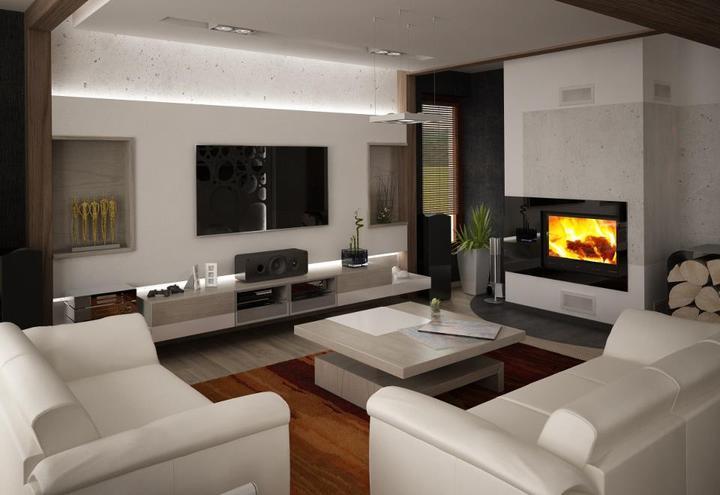 Krása a šarm moderných interiérov - Obrázok č. 59