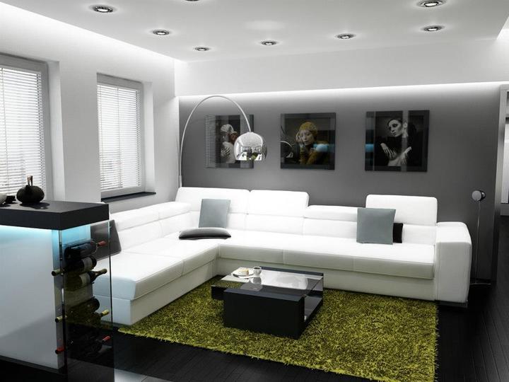 Krása a šarm moderných interiérov - Obrázok č. 61