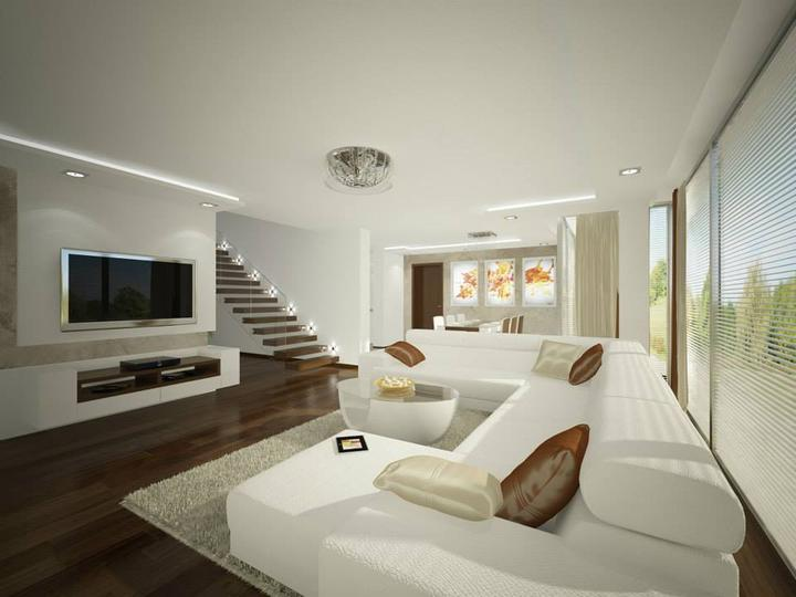 Krása a šarm moderných interiérov - Obrázok č. 74