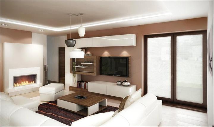 Krása a šarm moderných interiérov - Obrázok č. 88