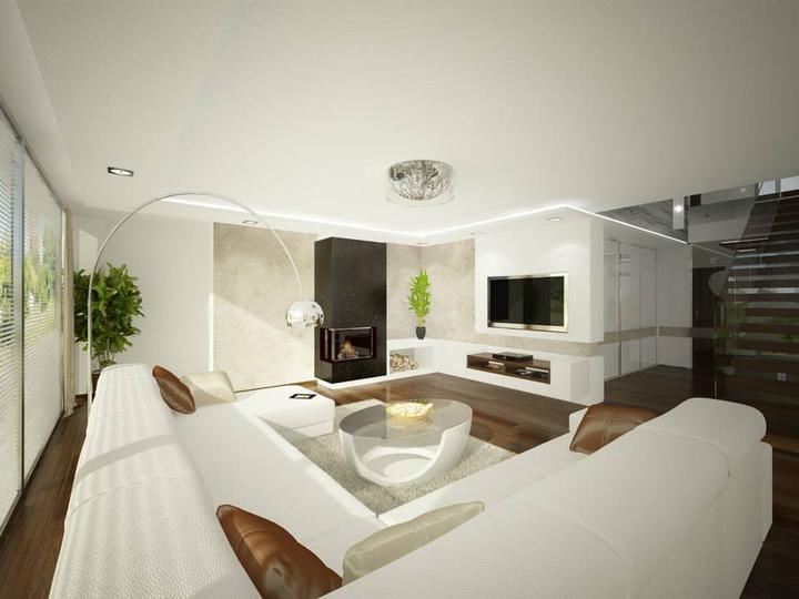 Krása a šarm moderných interiérov - Obrázok č. 96