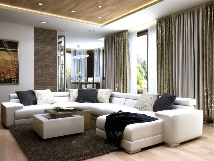 Krása a šarm moderných interiérov - Obrázok č. 97