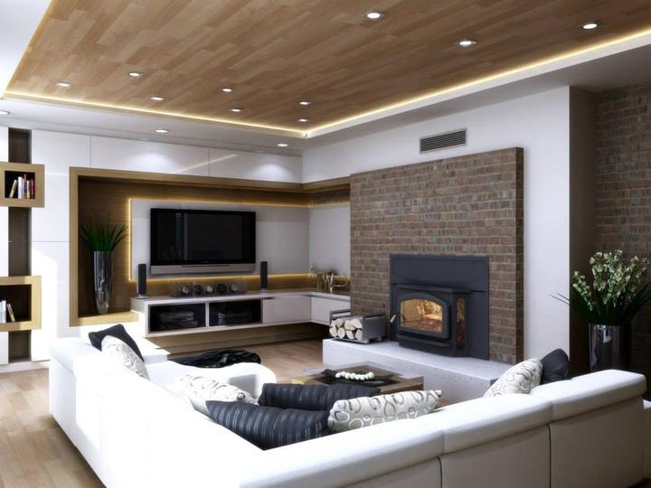 Krása a šarm moderných interiérov - Obrázok č. 98