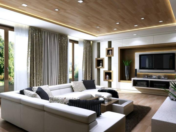 Krása a šarm moderných interiérov - Obrázok č. 99