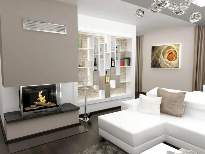 Krása a šarm moderných interiérov - Obrázok č. 109