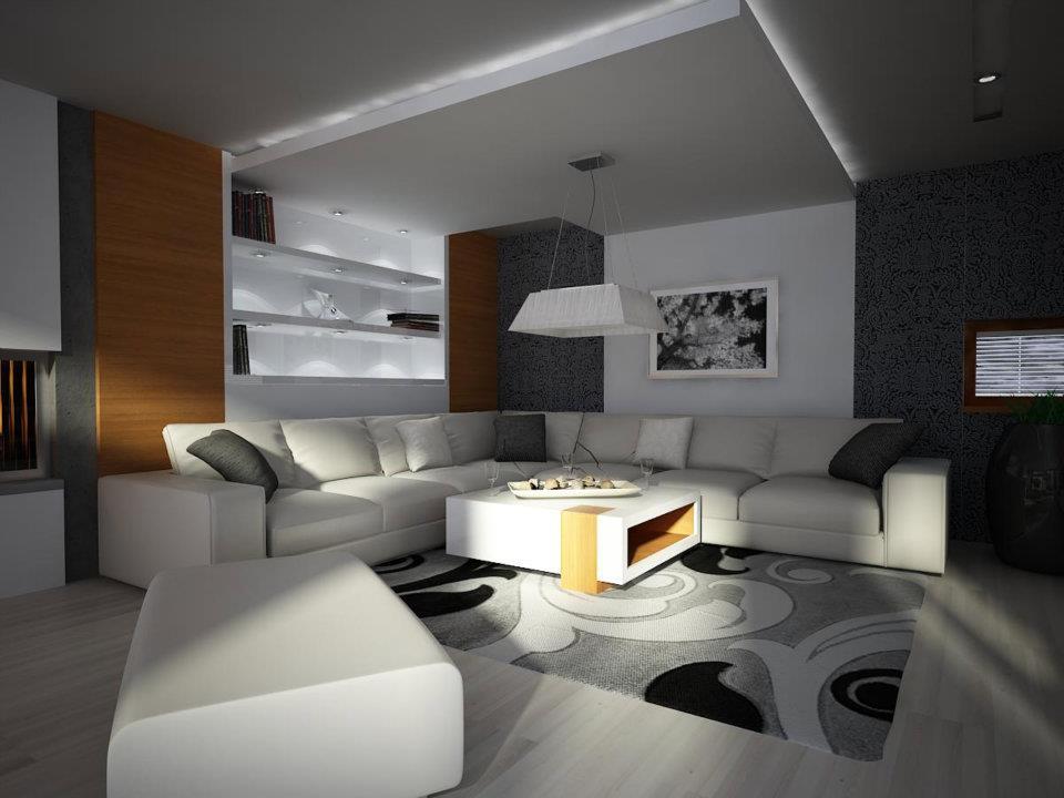 Krása a šarm moderných interiérov - Obrázok č. 152