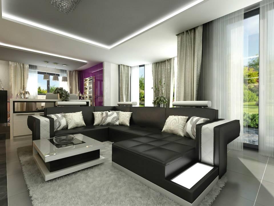 Krása a šarm moderných interiérov - Obrázok č. 194