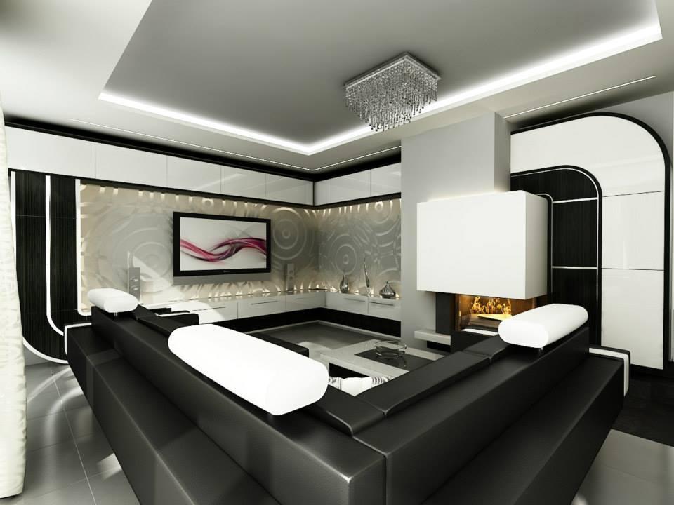 Krása a šarm moderných interiérov - Obrázok č. 195