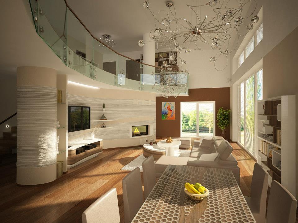 Krása a šarm moderných interiérov - Obrázok č. 212
