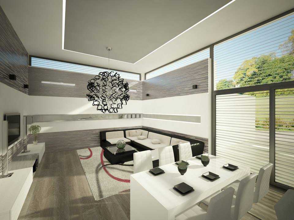 Krása a šarm moderných interiérov - Obrázok č. 253