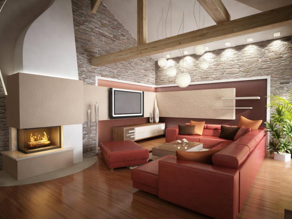 Krása a šarm moderných interiérov - Obrázok č. 260