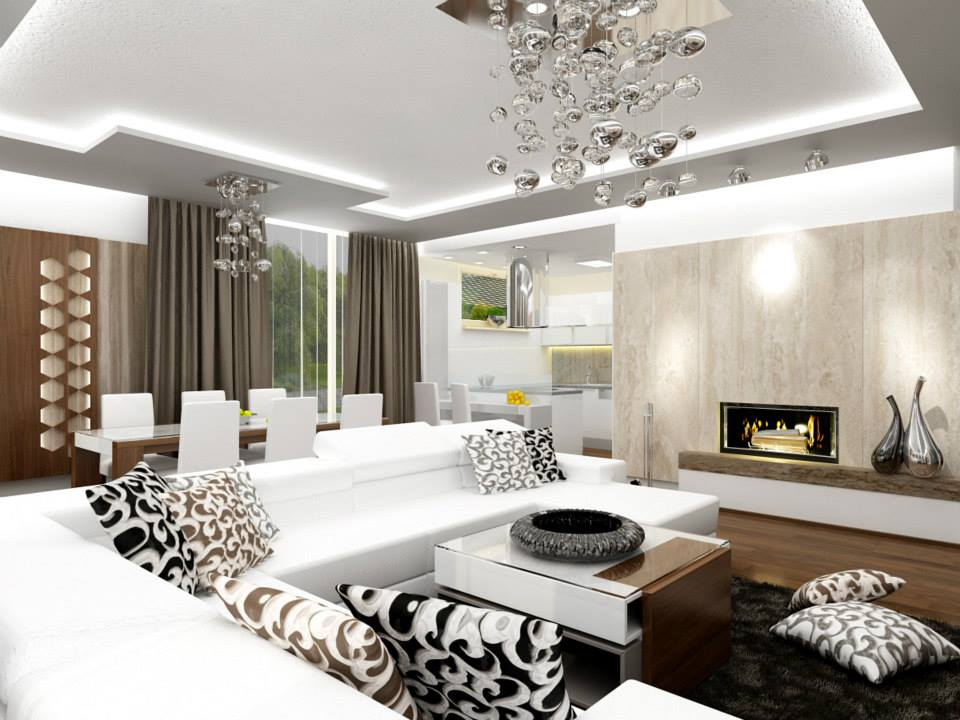 Krása a šarm moderných interiérov - Obrázok č. 298