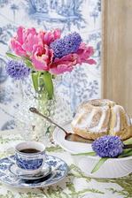 Príjemné dobré ránko...a krásny slnečný deň všetkým :)
