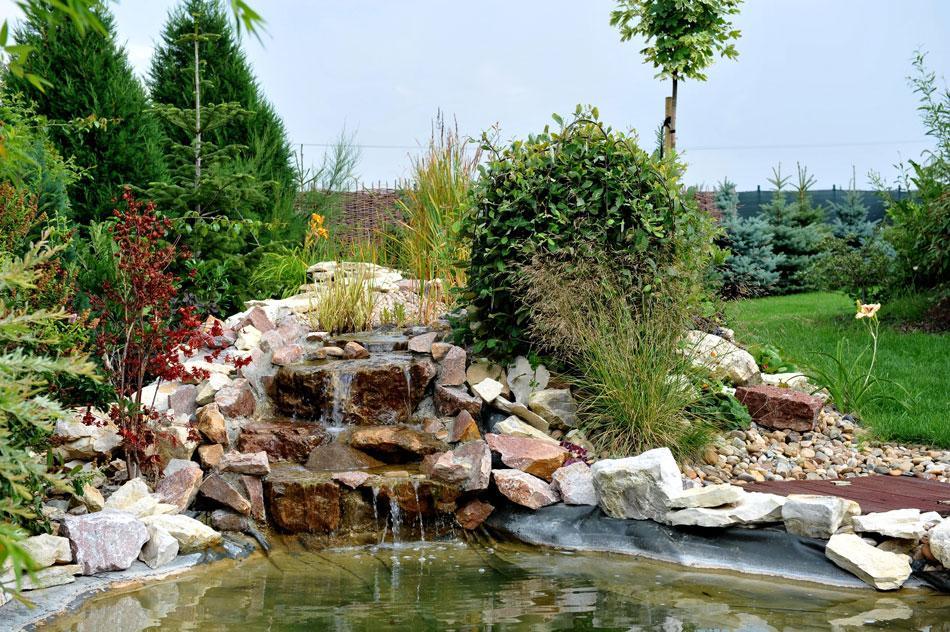 Voda v záhrade - Obrázok č. 313