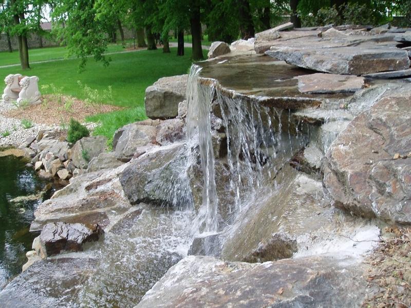 Voda v záhrade - Obrázok č. 314