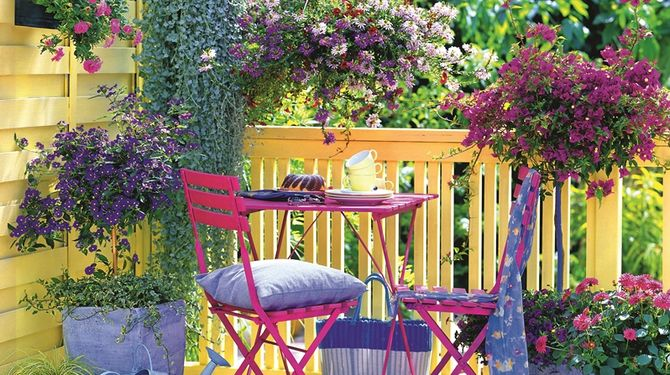 Balkonové a terasové zátišie - Obrázok č. 378