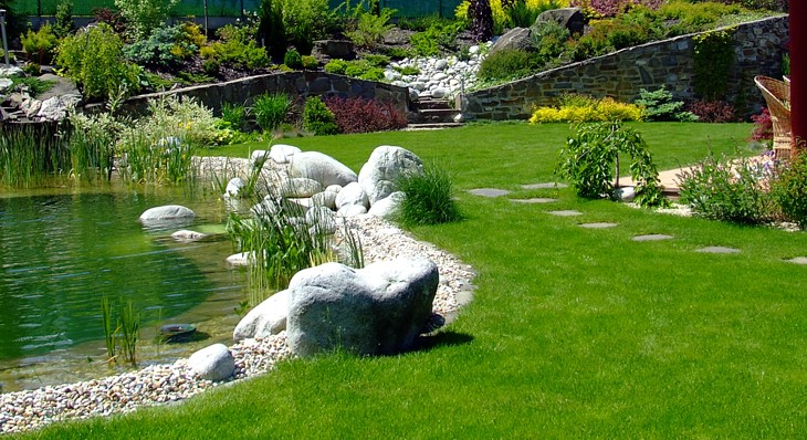 Voda v záhrade - Obrázok č. 336