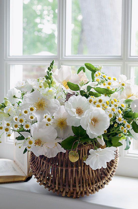 Dekorácie s lúčnymi kvetmi - Obrázok č. 231