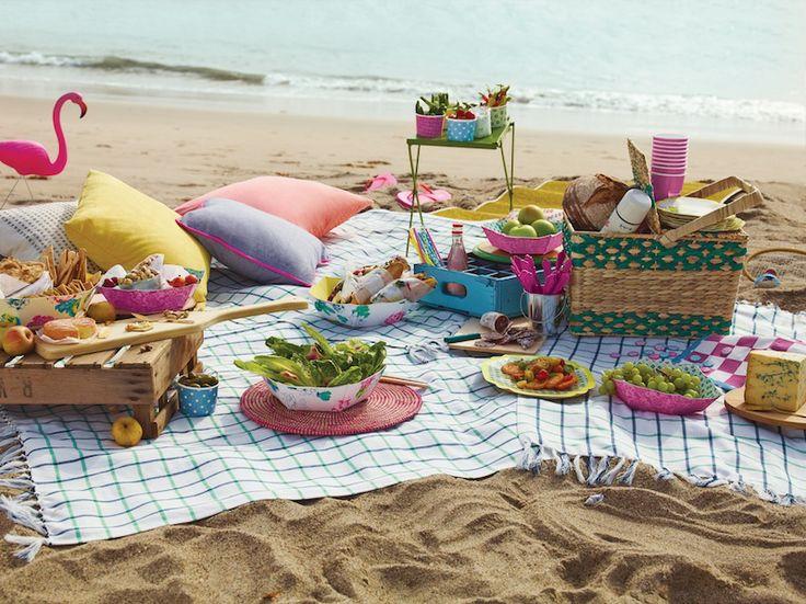 Letná garden party - ach,mať tak doma more... ;-)