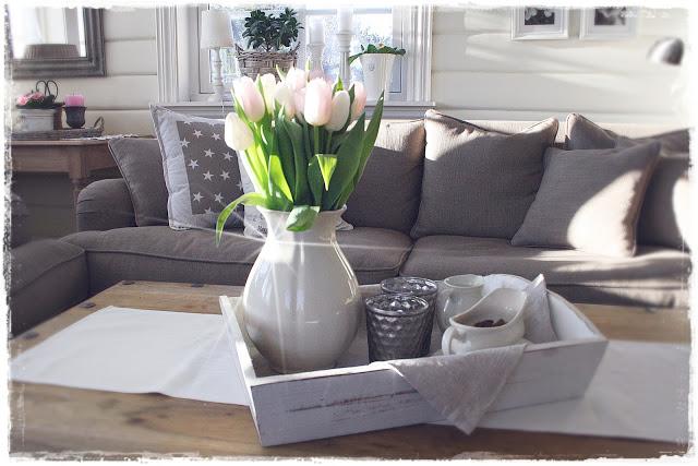 Romantika v interiéri spríjemní domov... - Obrázok č. 107