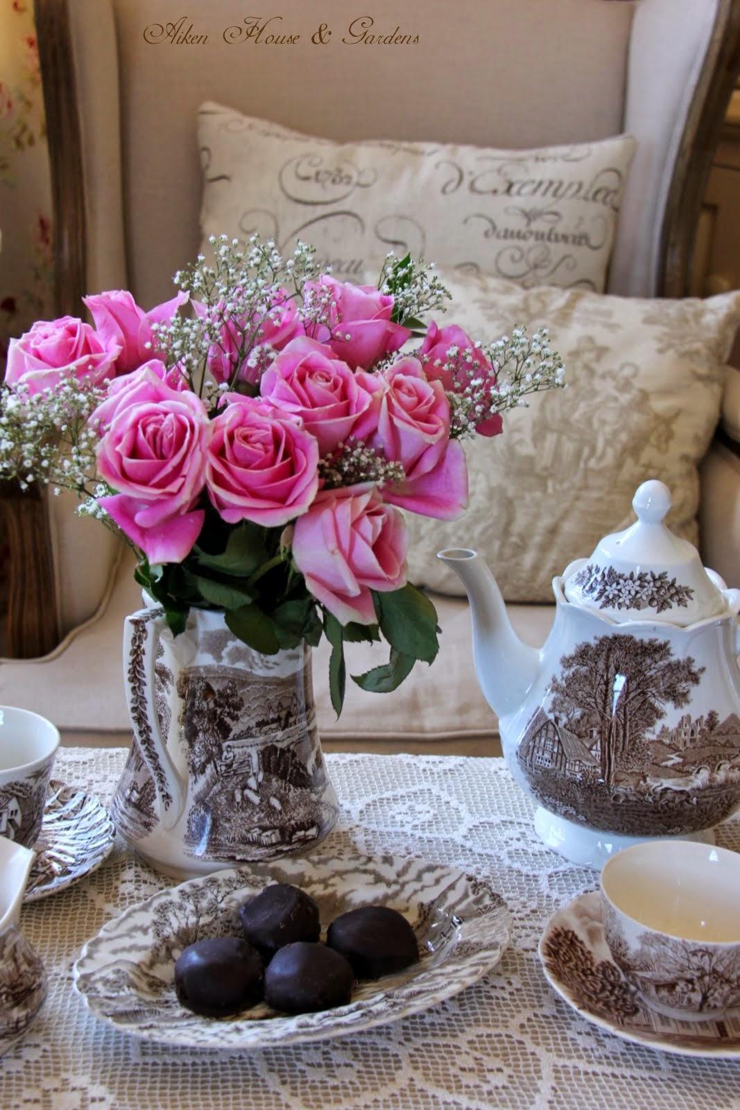 Romantika v interiéri spríjemní domov... - Obrázok č. 123