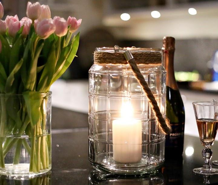 Romantika v interiéri spríjemní domov... - Obrázok č. 143