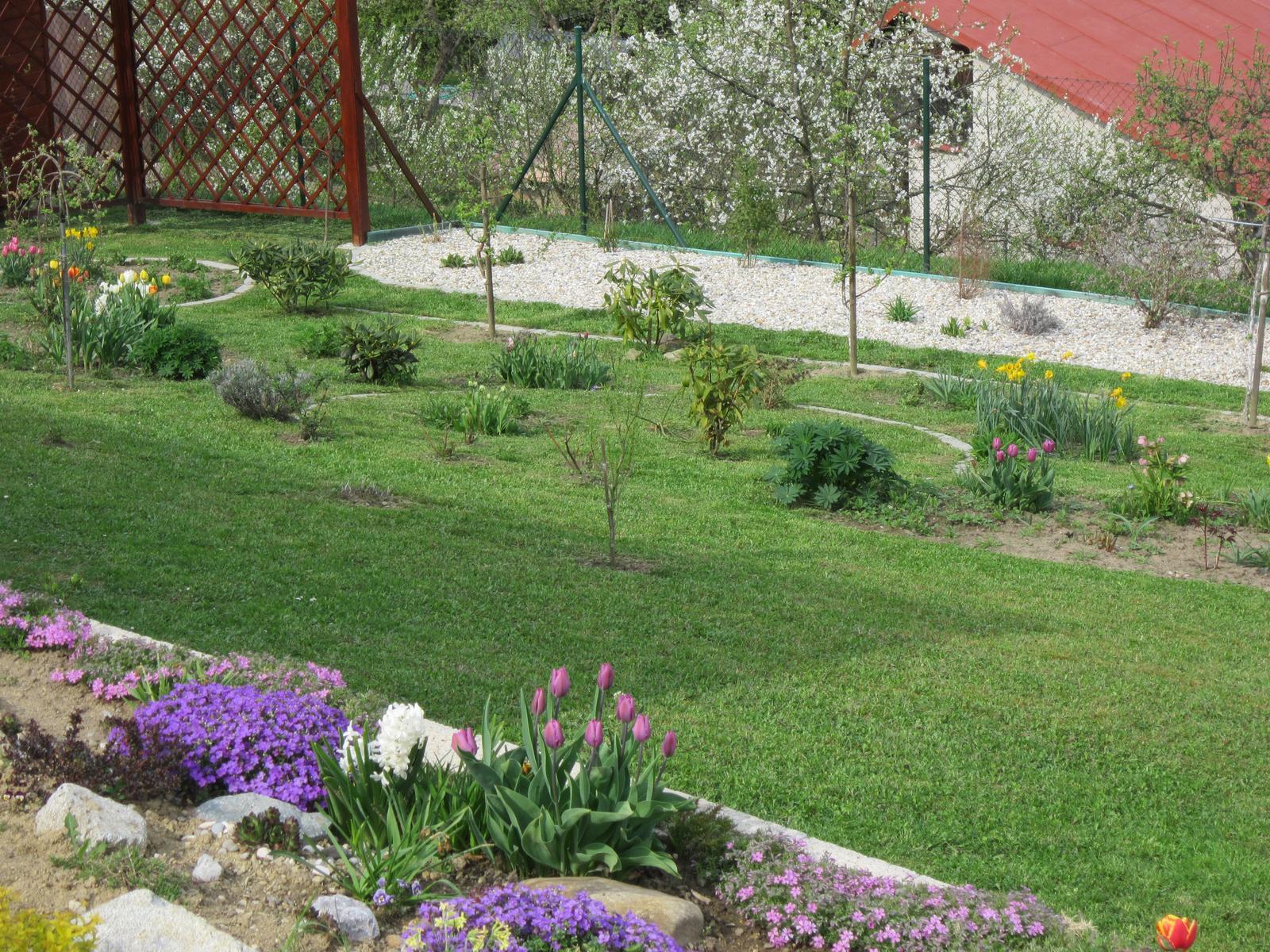 Moja záhrada...ako šiel čas - Obrázok č. 29