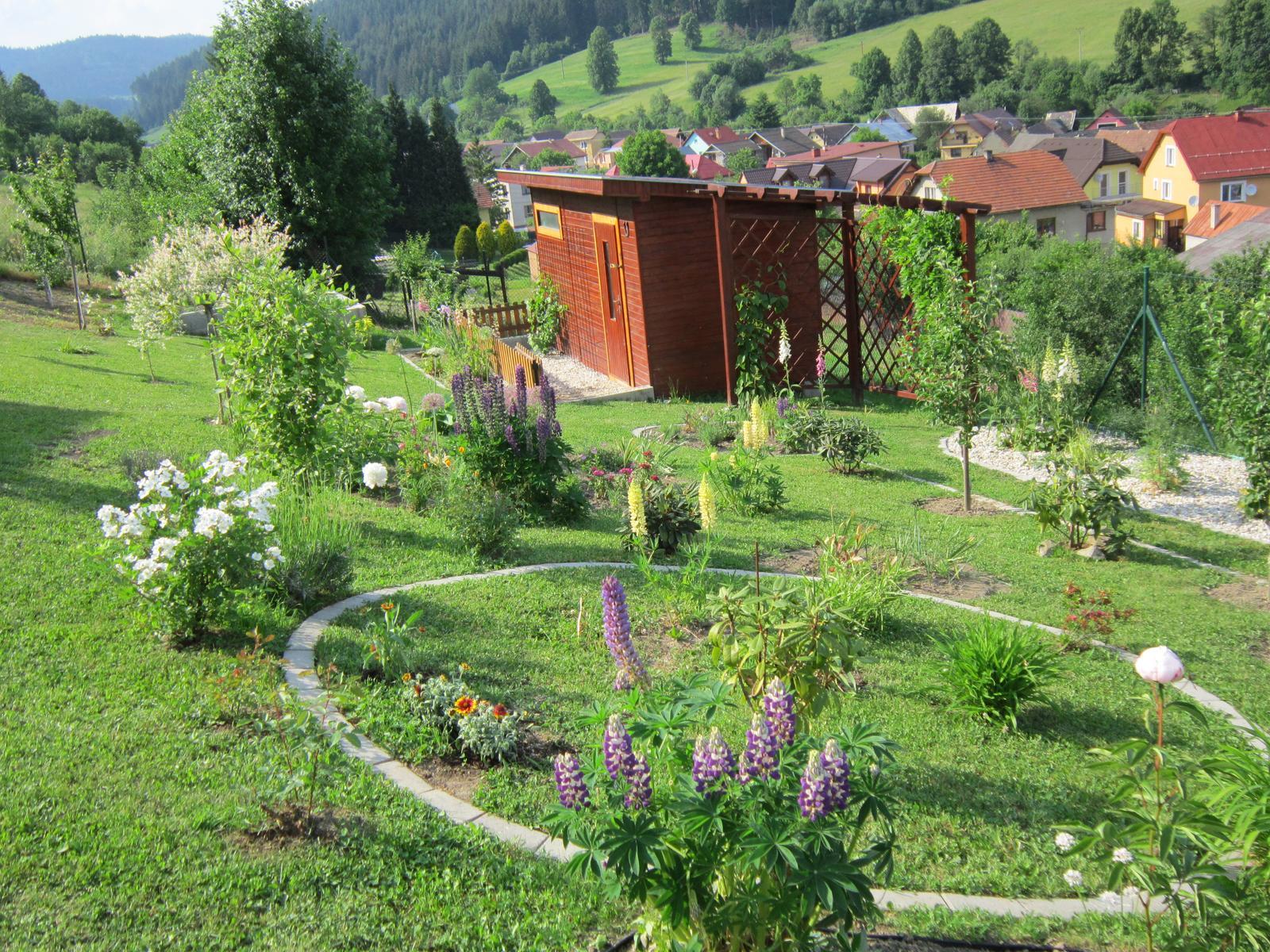 Moja záhrada...ako šiel čas - Obrázok č. 89