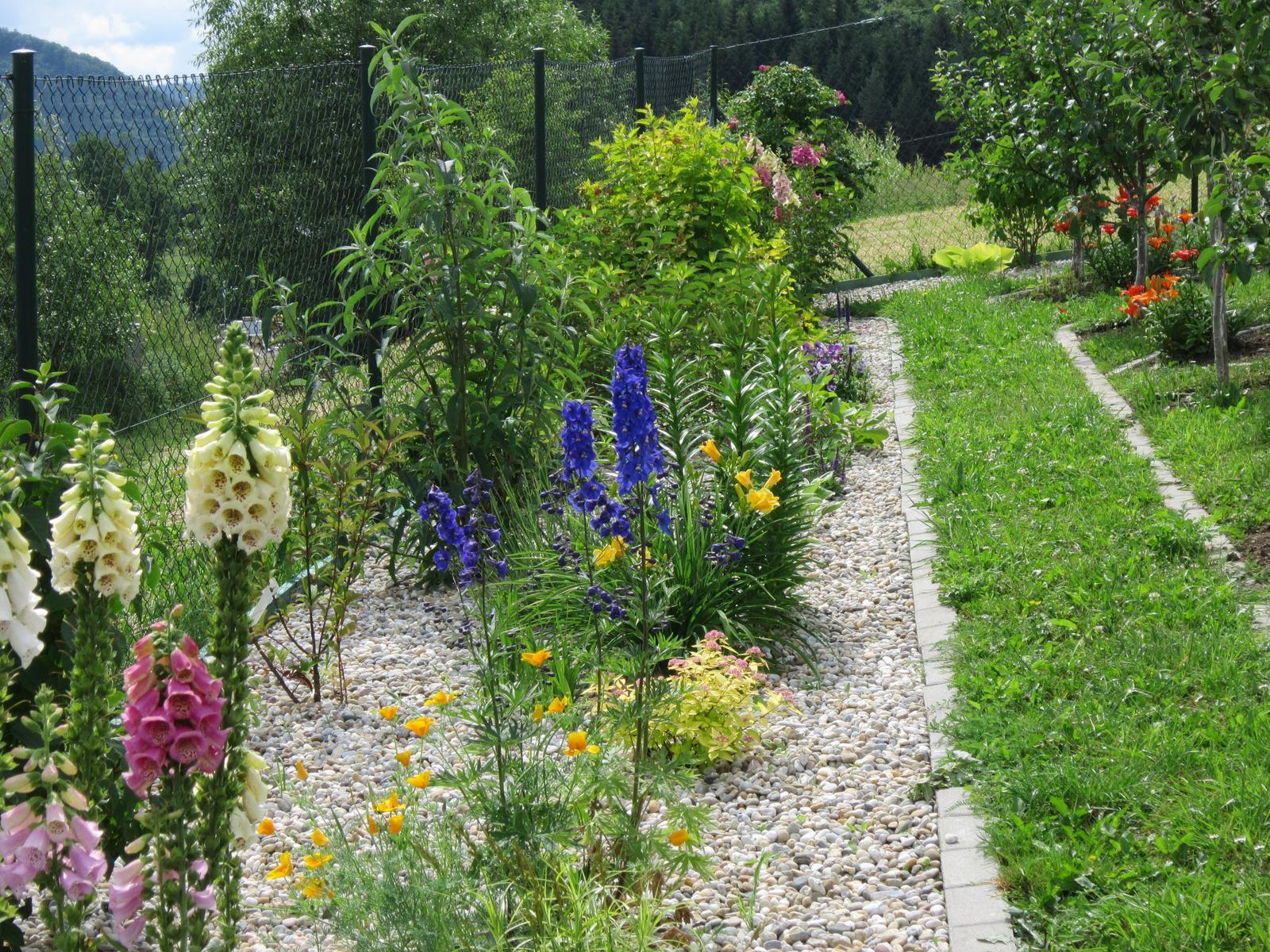 Moja záhrada...ako šiel čas - Obrázok č. 100
