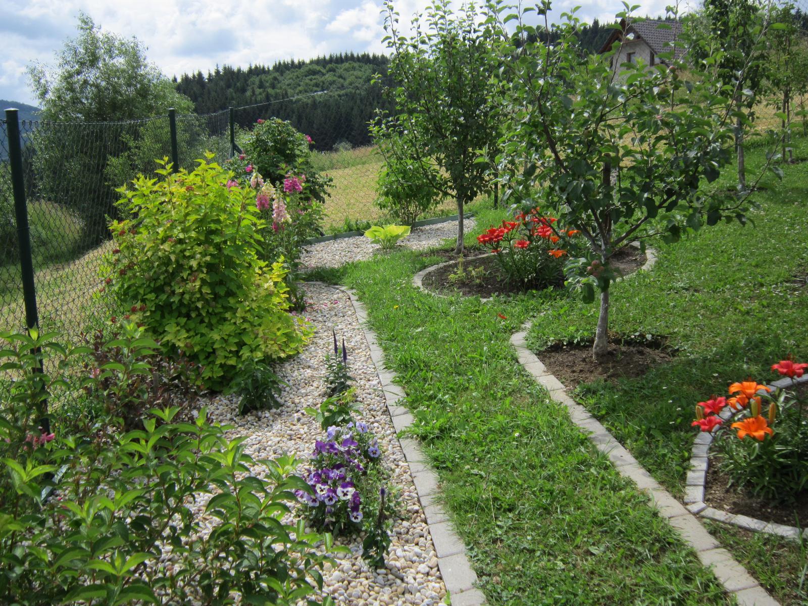 Moja záhrada...ako šiel čas - Obrázok č. 101