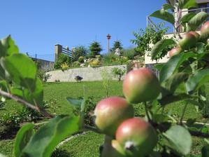 Aj jabĺčka budú