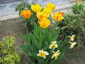 Jar už konečne zavítala i k nám...