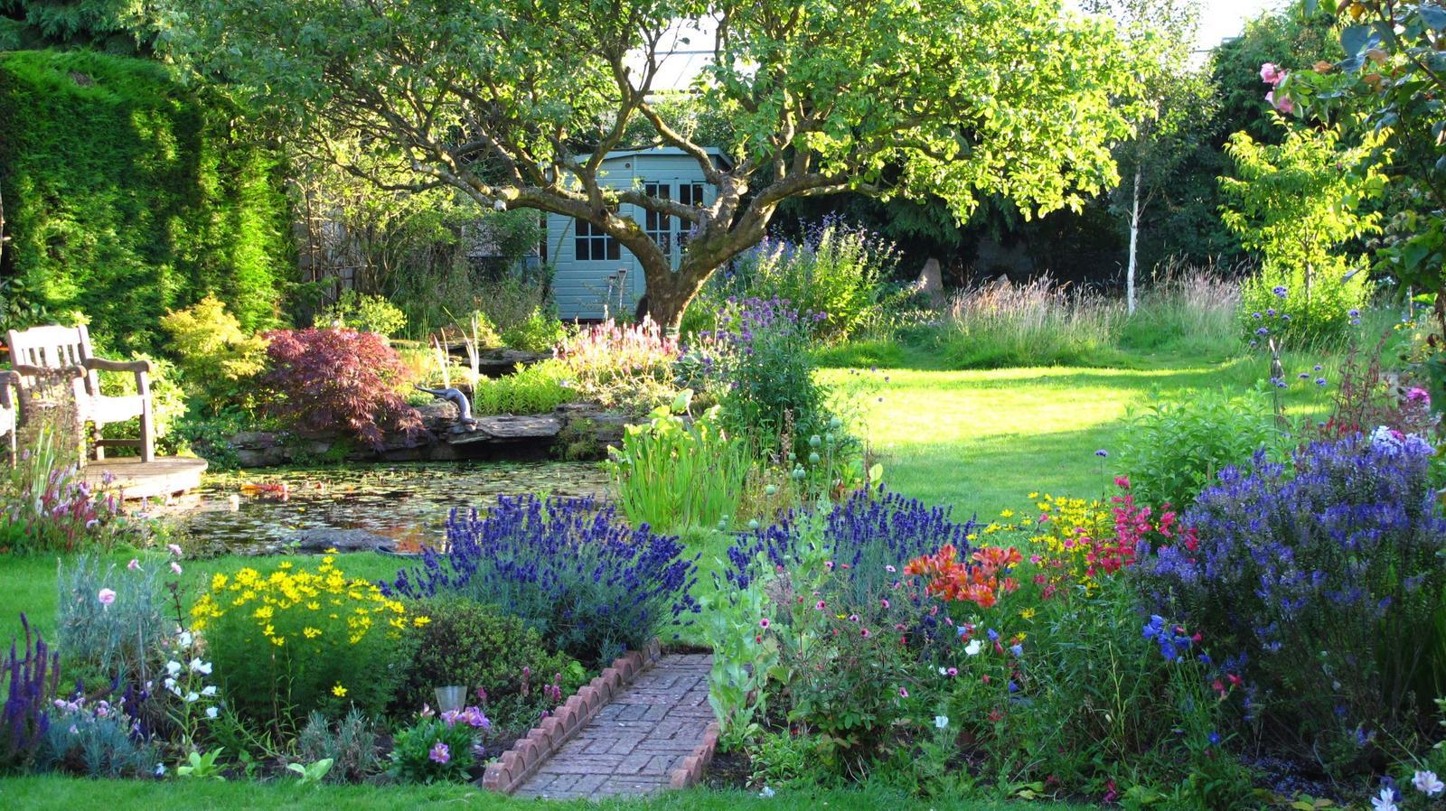 Záhrada,ktorá ťa nikdy neomrzí...divoká a krásna - Obrázok č. 100