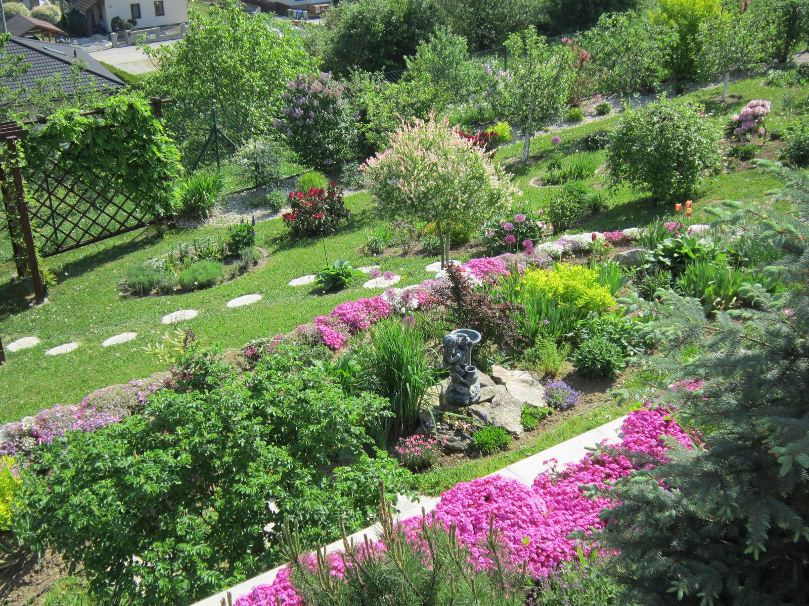 Pozvanie do našej jarnej záhrady - Rozrastáme sa...