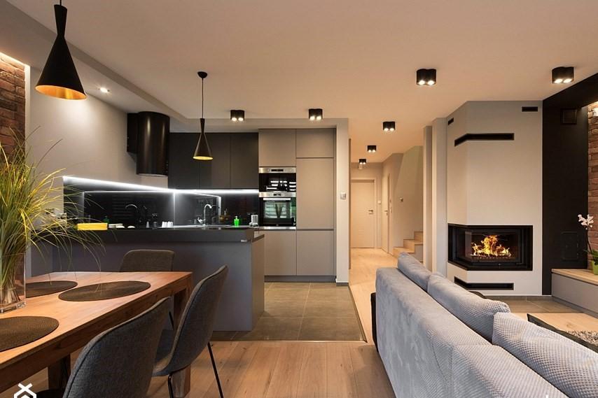 Moderné interiéry,v ktorých sa budete cítiť príjemne - Obrázok č. 2
