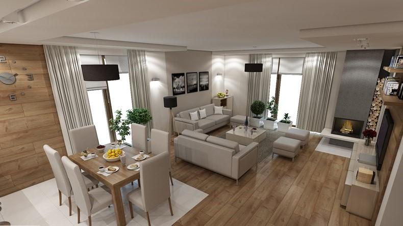 Moderné interiéry,v ktorých sa budete cítiť príjemne - Obrázok č. 17