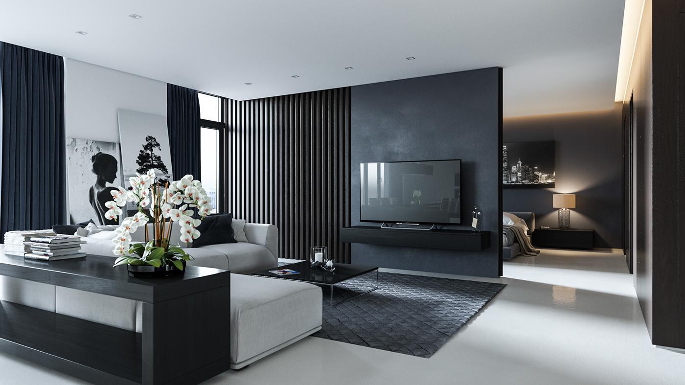 Moderné interiéry,v ktorých sa budete cítiť príjemne - Obrázok č. 29