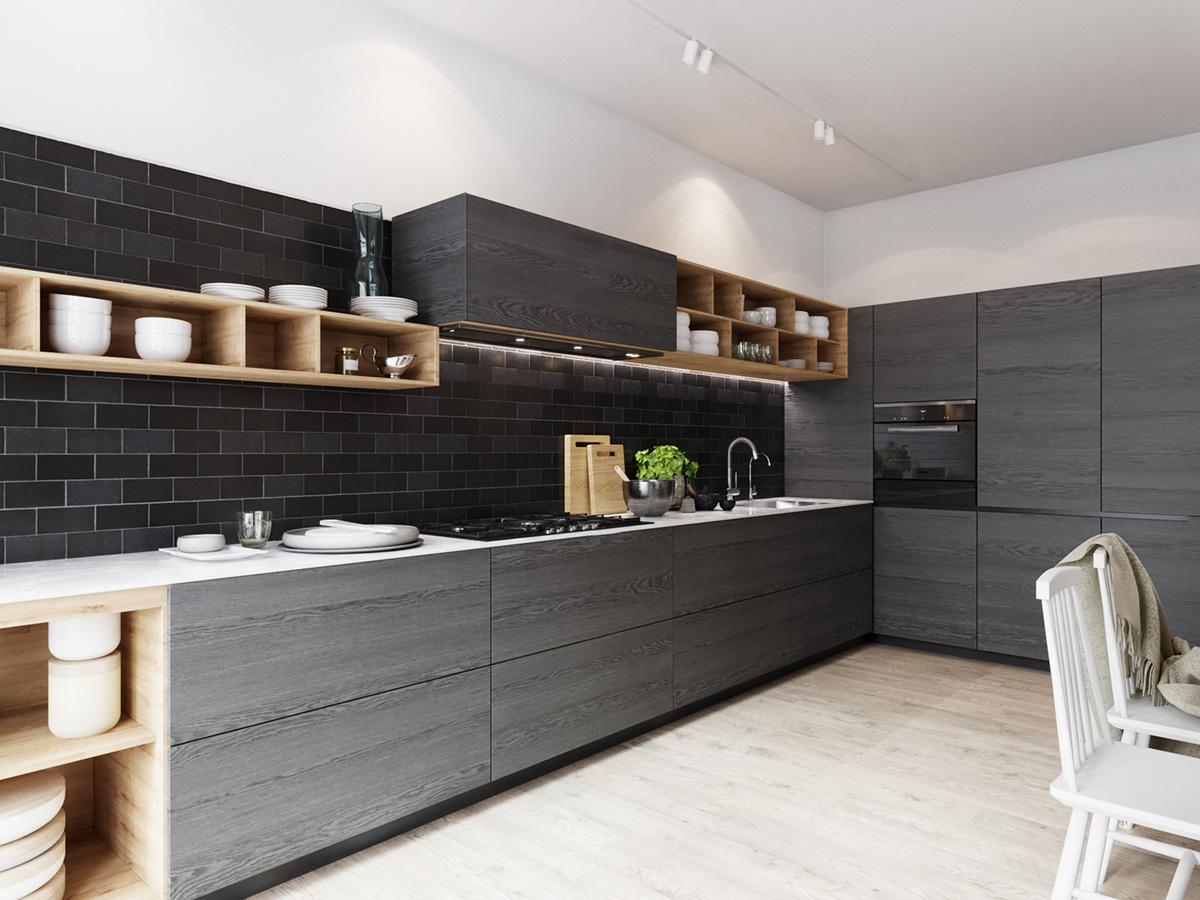 Moderné interiéry,v ktorých sa budete cítiť príjemne - Obrázok č. 30