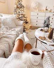 Takto by som si už chcela vychutnávať vianočnú atmosféru ;-)