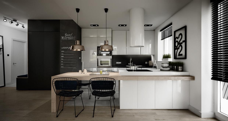Moderné interiéry,v ktorých sa budete cítiť príjemne - Obrázok č. 40