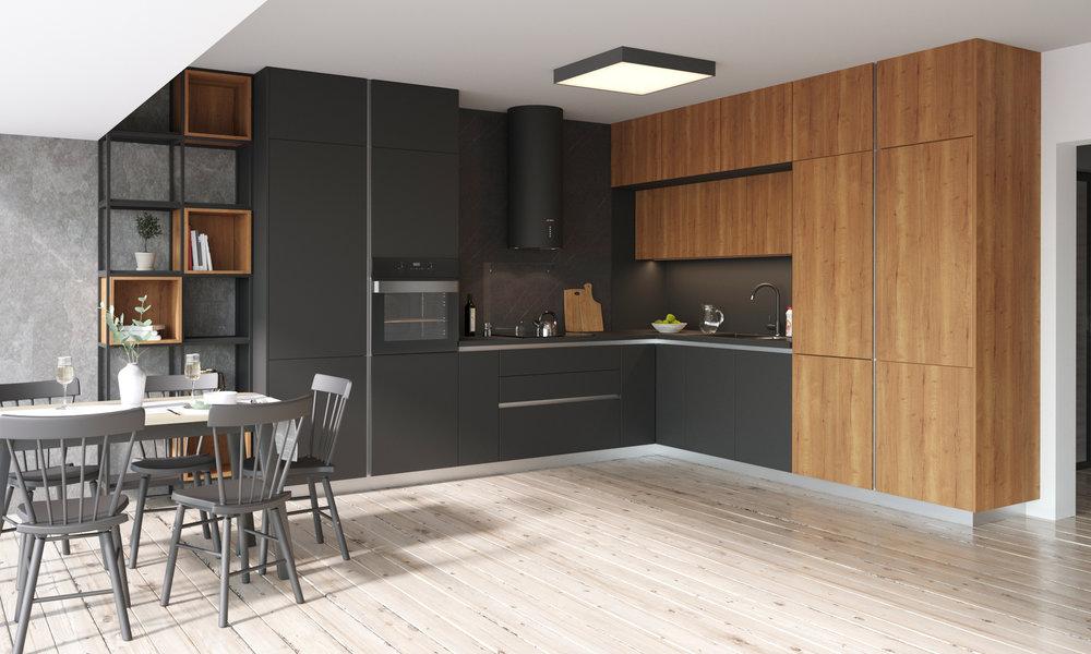 Moderné interiéry,v ktorých sa budete cítiť príjemne - Obrázok č. 43