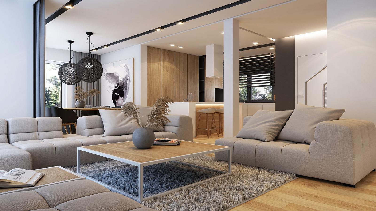 Moderné interiéry,v ktorých sa budete cítiť príjemne - Obrázok č. 70