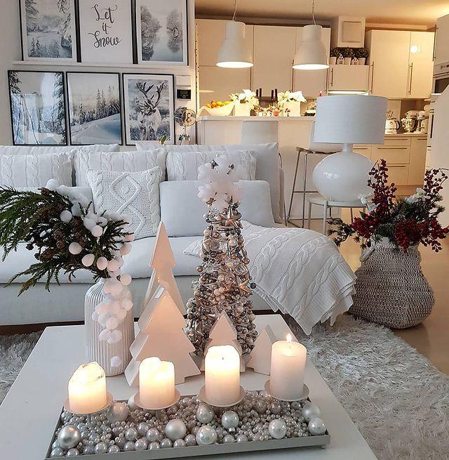 Škandinávsky interiér s vianočnou atmosférou - Obrázok č. 292